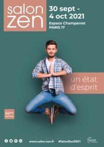 salon ZEN du 30 sept au 4 oct 2021 à Paris